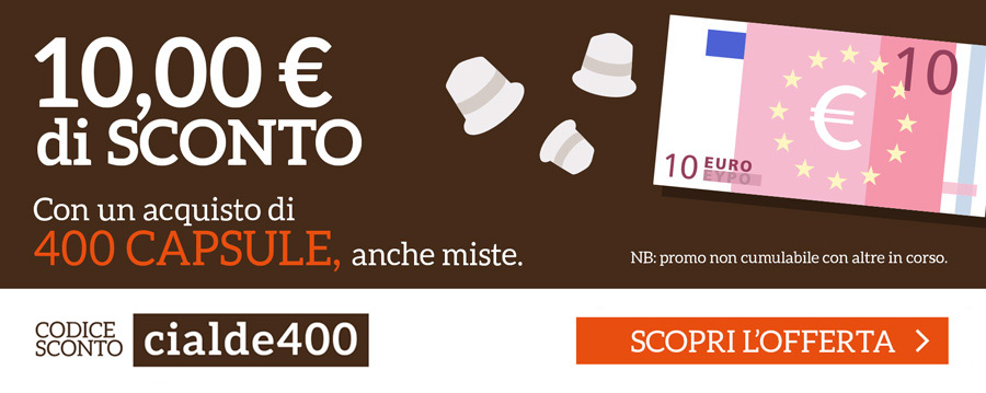 Offerta coffee friends